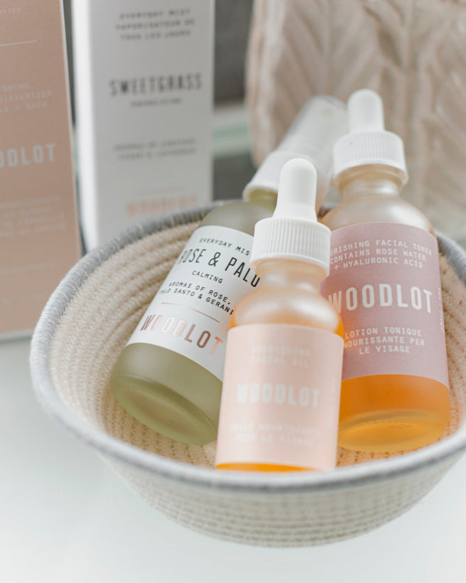 All Natural Skincare Collection
