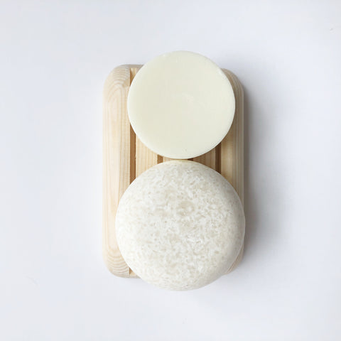 The Hydrator Shampoo Bar and Conditioner Bar