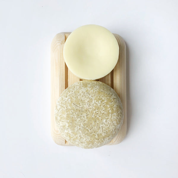 The Balancer Shampoo Bar and Conditioner Bar