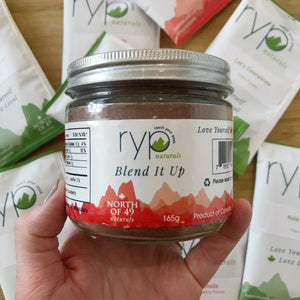 RYP Organic Fruit and Veggie Powders