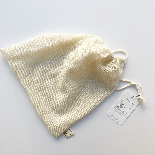 Produce Bag - Organic Cotton Mesh