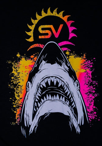 Great White Vizions - Long Sleeve T's