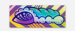 Holographic Soul Kontroll Wave -  Andy Jacob Collection - Vinyl Stickers