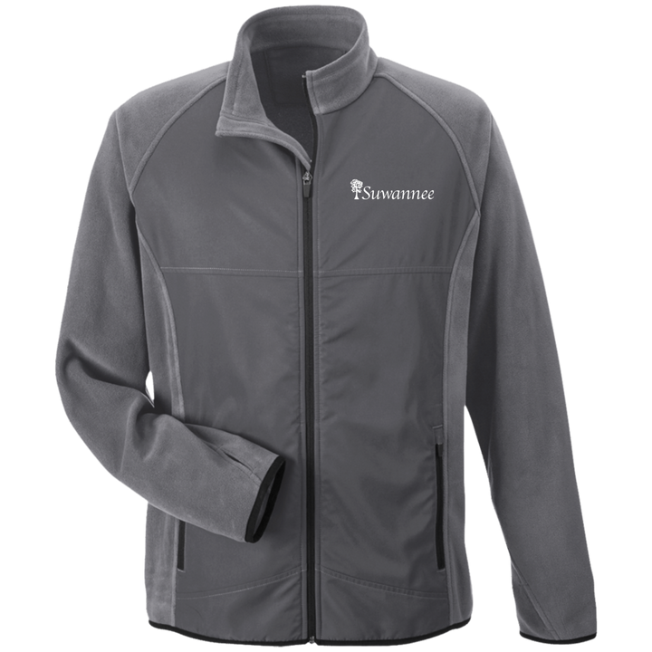 Cypress Logo - Mens Microfleece w/ Front Polyester Overlay - Suwannee™