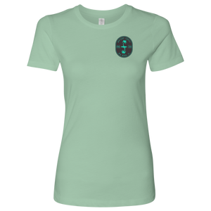 Nature Coast Illusion - Womens Tshirt - SS - Suwannee™