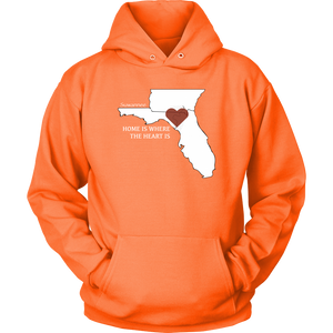 Home Is Where The Heart Is - Unisex Hoodie - Suwannee™