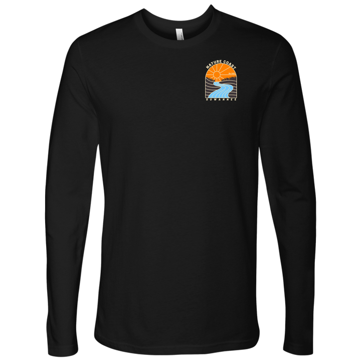 Nature Coast Be Still - Mens Tshirt - LS - Suwannee™