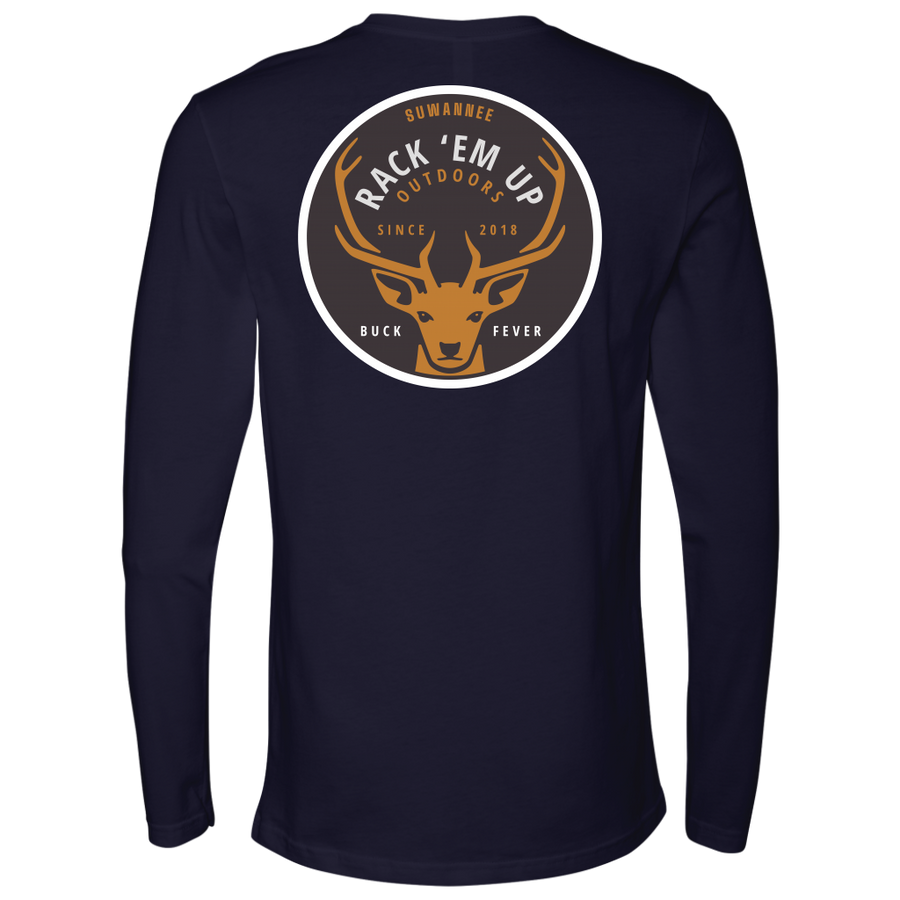 Rack 'Em Up - Mens Tshirt - LS - Suwannee™