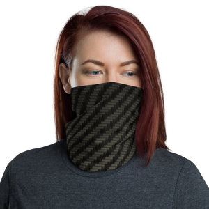 Carbon Fiber - Face Mask Cover & Neck Gaiter - Suwannee™