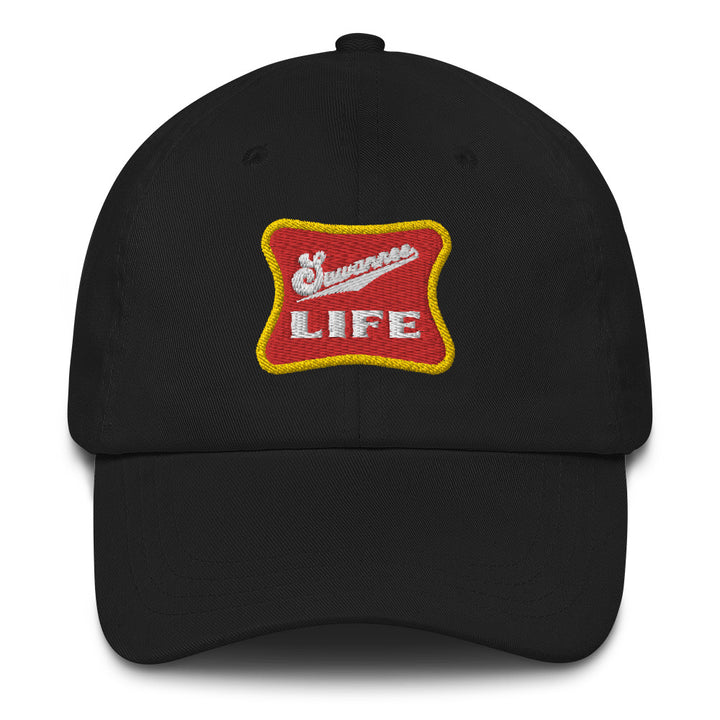 Retro Beer Logo - Unstructured Dad Hat - Suwannee Life™