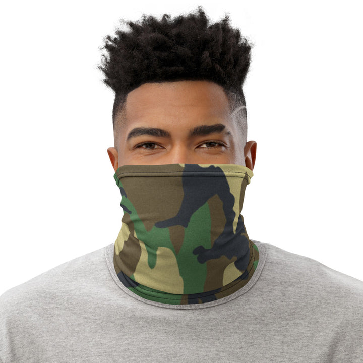 Woodland Camo - Face Mask Cover Neck Gaiter - Suwannee™