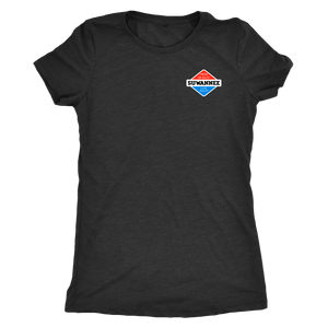 Fresh or Salty v1 - Womens Tshirt - SS - Suwannee™