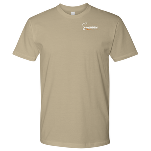 Fresh or Salty Fishing Pole - Mens Tshirt - SS/LS - Suwannee™