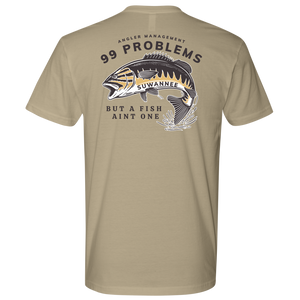 99 Problems - Mens Unisex Tshirt - SS - v2 - Suwannee™