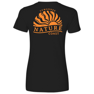 Nature Coast Sunset - Womens Tshirt - SS - Suwannee™