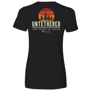Untethered Sunset - Womens Tshirt - SS - Suwannee™