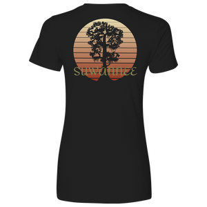Cypress Sunset - Womens Tshirt - SS - Suwannee™