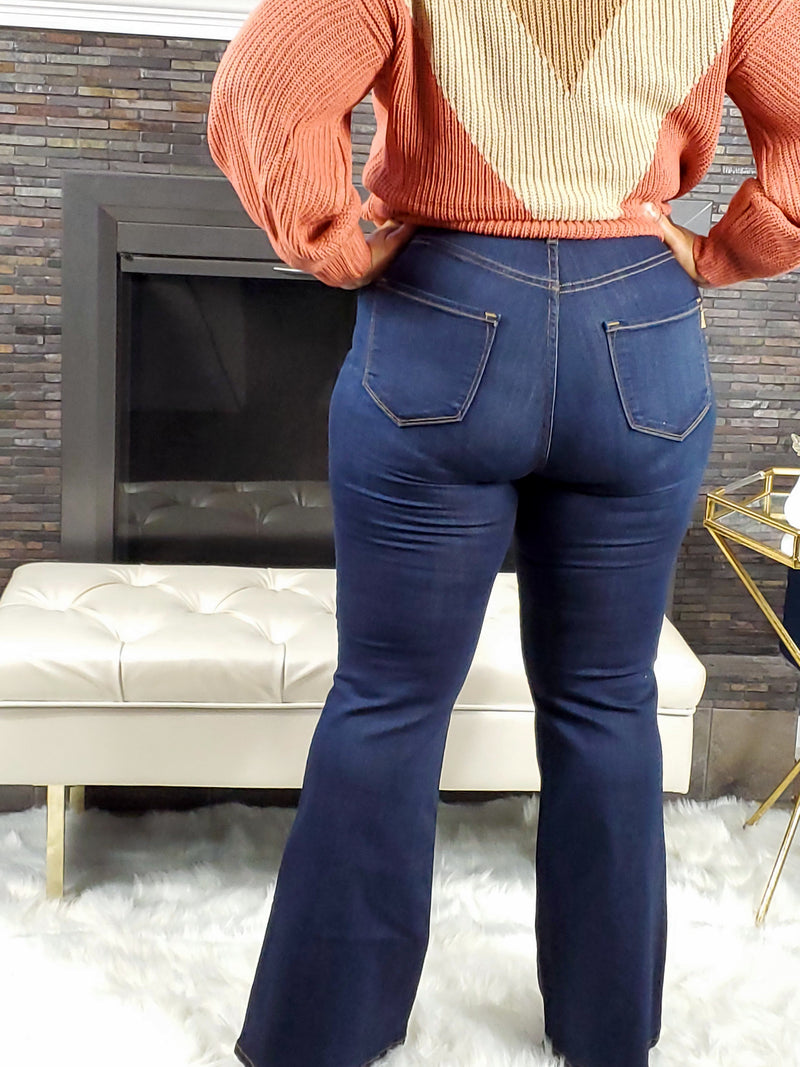 Don't Tempt Me Jeans- Curvy