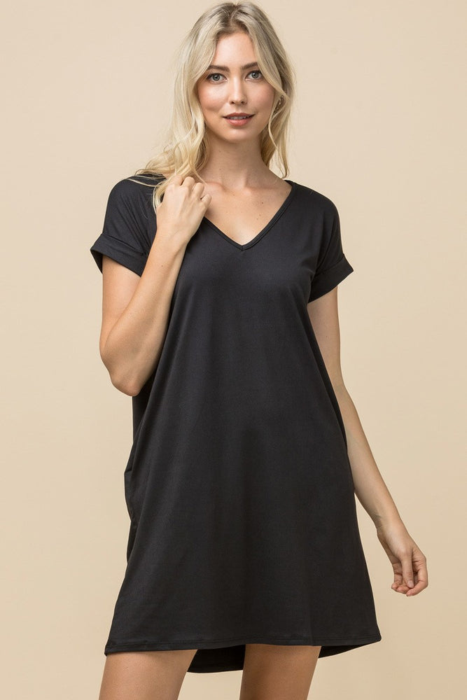 Love Easily T-shirt Dress