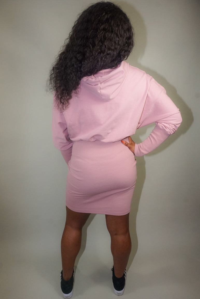My Ambition Dress- Pink