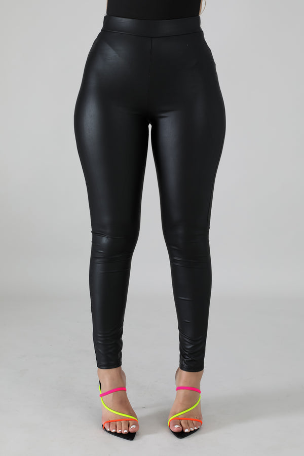 No More Talking Leggings