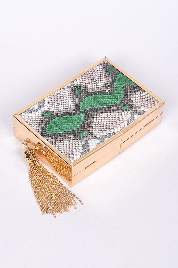Follow The Sparks Cross Body Clutch