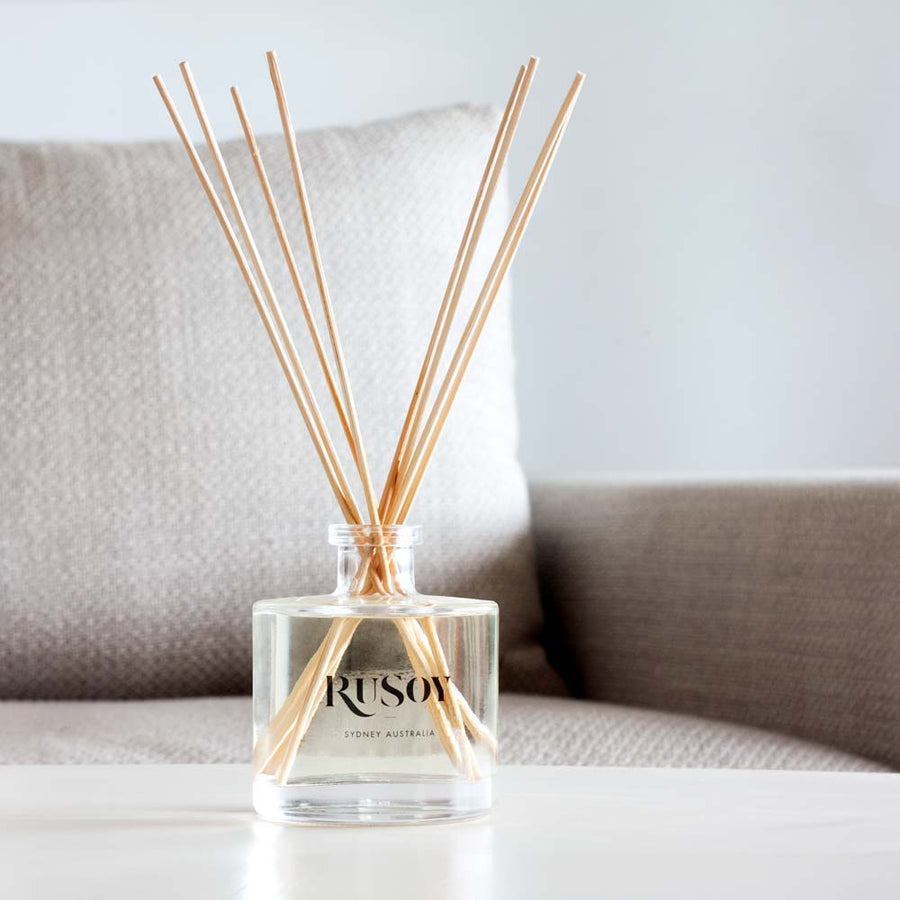 Reed Diffuser White Jasmine & Mint