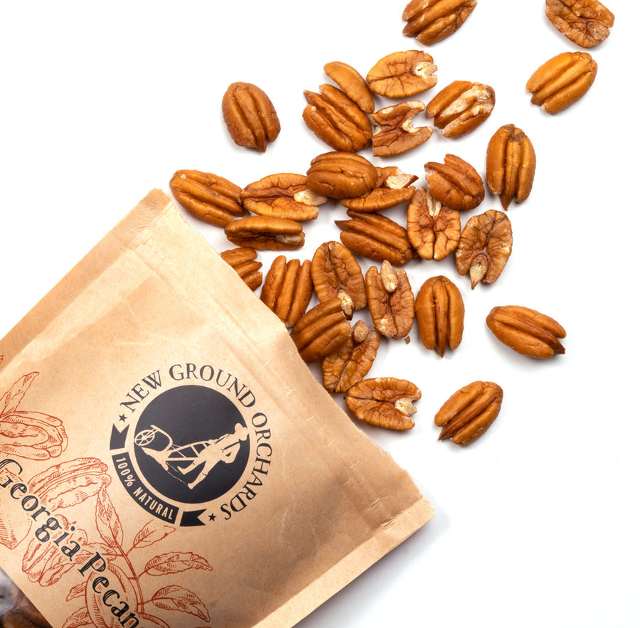 Pure Georgia Pecans – 1 Pound