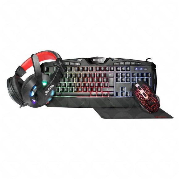 Jedel CP-02 4in1 Gaming Combo Kits
