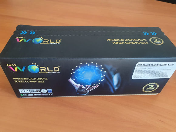 Toner compatible World 85A