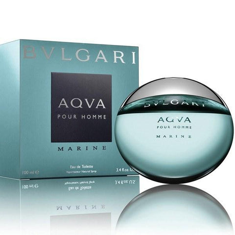 BVLGARI Aqua marine 3.4 oz EDT for men
