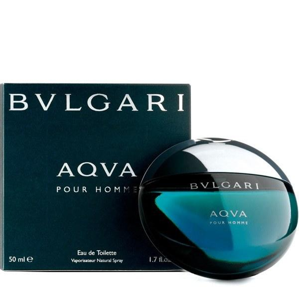 BVLGARI Aqva 3.4 oz EDT for men