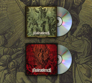 Malevolence CD (Reign of Suffering / Self Supremacy)