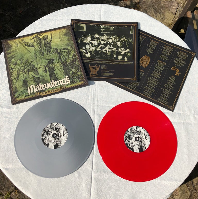 Malevolence - Reign of Suffering Vinyl