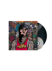 Nasty - Menace Vinyl + CD