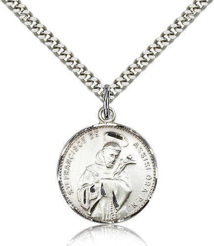 St. Francis of Assisi Medal 0101