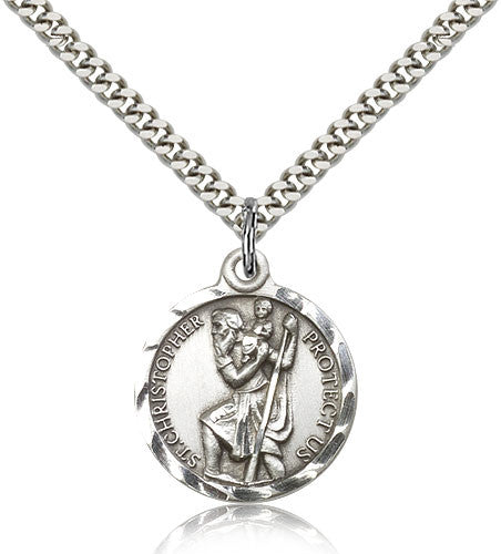 St. Christopher Medal 0192C