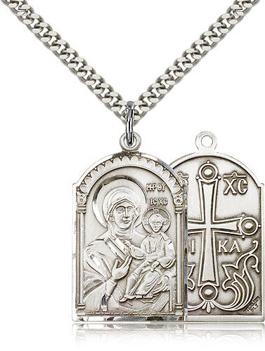 Mother of God Medal 0267