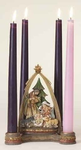 Advent Candle Holder 34355