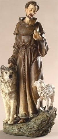 St. Francis Statue (RM 45693)