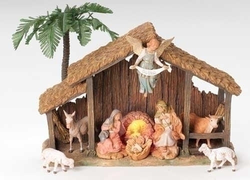 Fontanini Nativity Set 54469