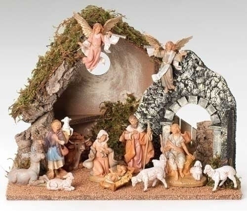 Fontanini Nativity Set 54487