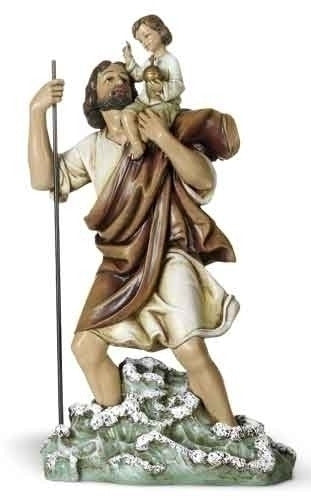 St. Christopher Statue 61025
