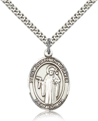 St. Joseph The Worker Medal