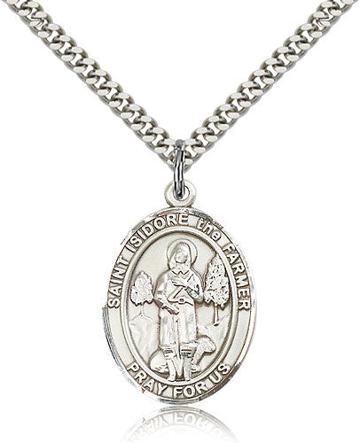 St. Isidore The Farmer Medal