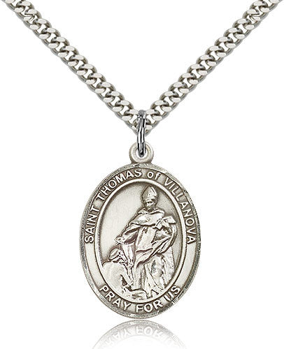 St. Thomas Of Villanova Medal