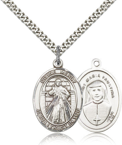 The Divine Mercy Medal