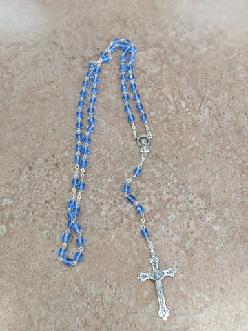 December Birthstone Rosary