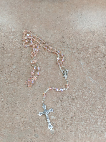 October Birthstone Rosary