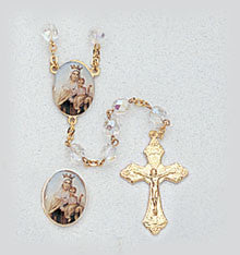 Our Lady Of Mt. Carmel Rosary R598CA